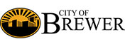 city of brewer logo