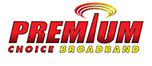 premium choice broadband logo