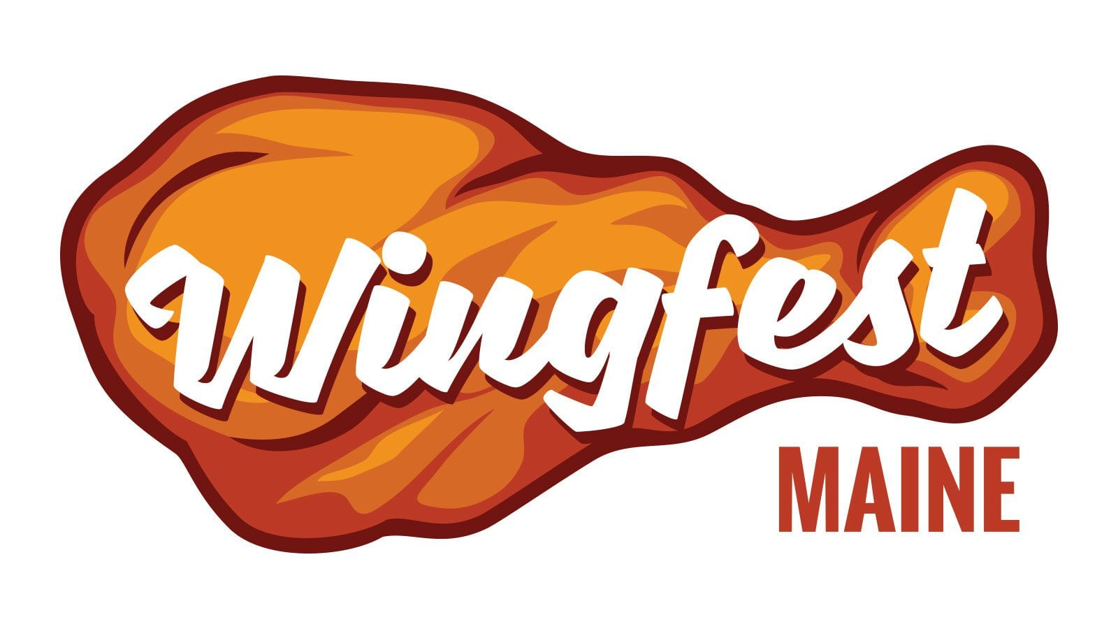 wingfest maine logo