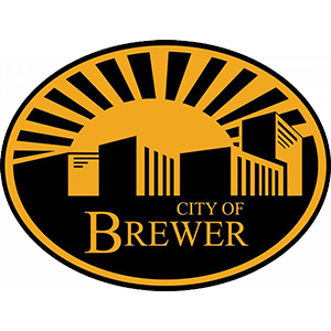 city of brewer logo