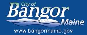 city of bangor maine logo