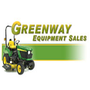 greenway equipment sales logo