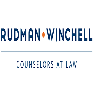 rudman winchell counselors at law logo