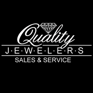 quality jewelers sales and service logo