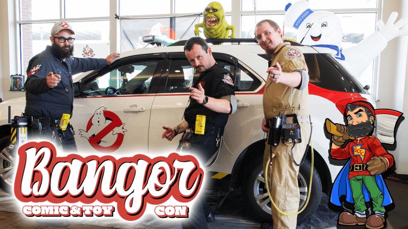 2021 Bangor Comic & Toy Con