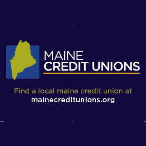 Logo for Maine Credit Unions